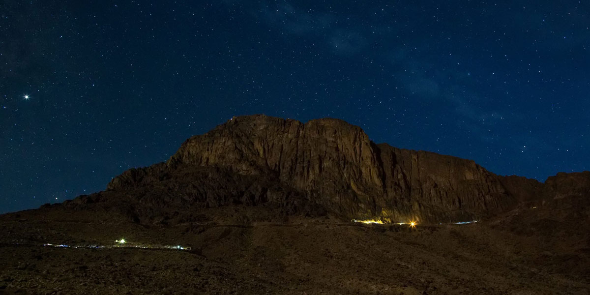 Stargazing at Sharm El Sheikh - Egypt Tours Portal