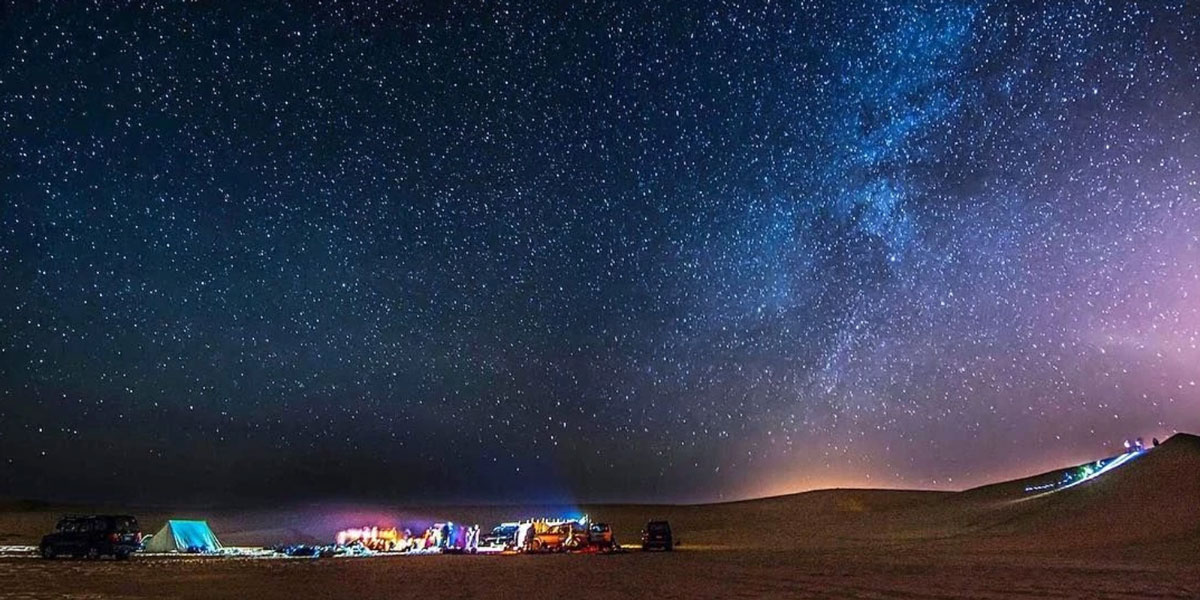 Stargazing at Siwa Oasis - Egypt Tours Portal