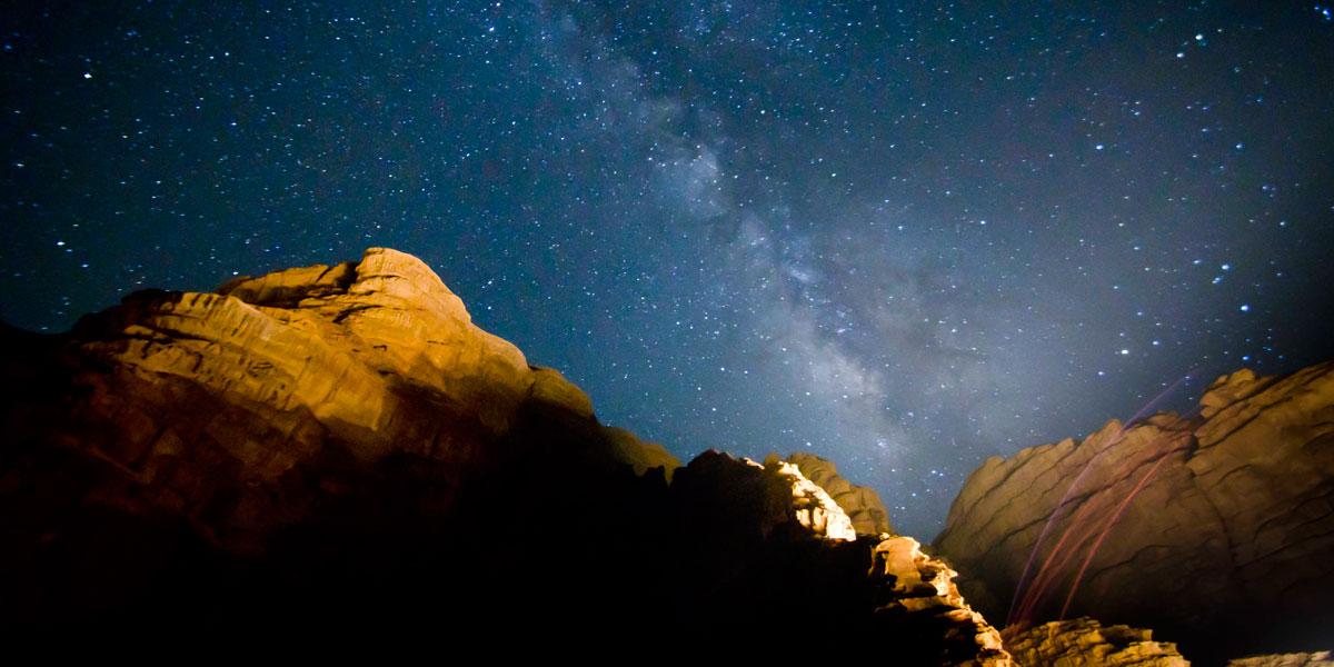 Stargazing at the White Desert - Egypt Tours Portal