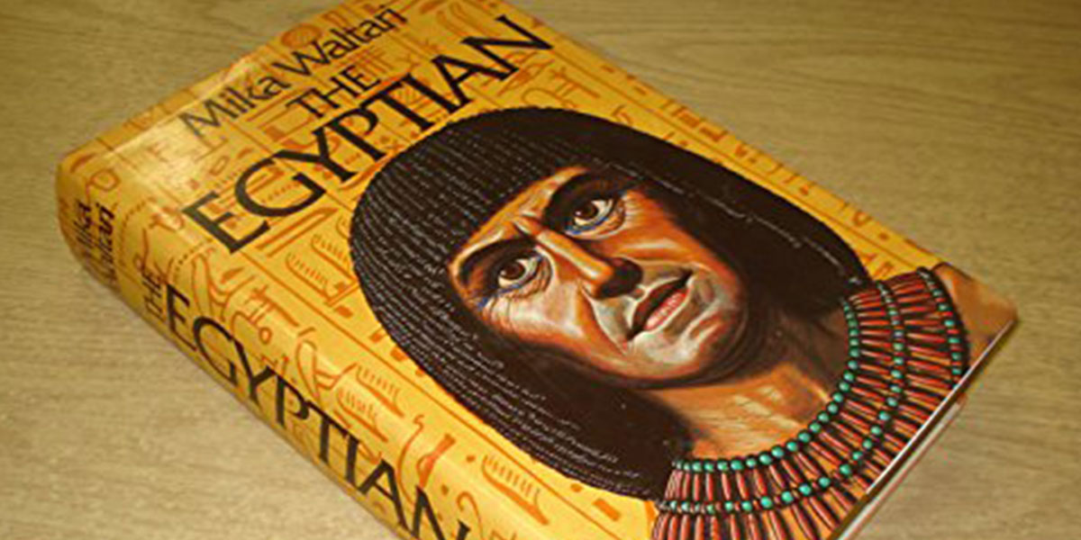 The Egyptian by Mika Waltari - 10 Books and Movies That Will Transport You Straight to Egypt - Egypt Tours Portal