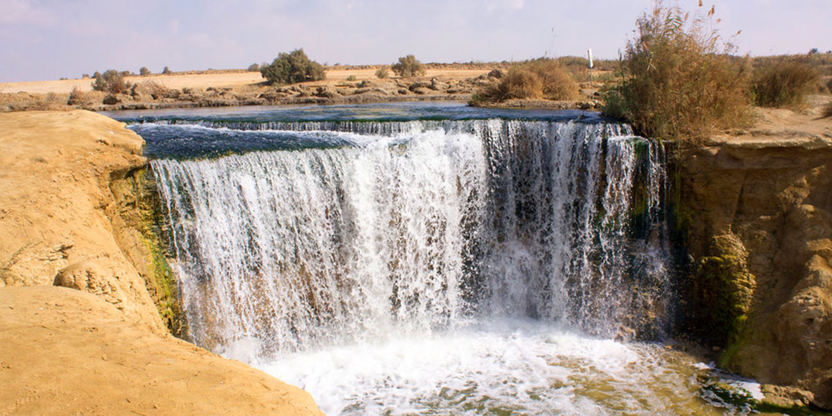 Wadi El-Rayan National Park - Top National Parks in Egypt - Egypt Tours Portal